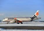 新千歳空港 - New Chitose Airport [CTS/RJCC]で撮影されたジェットスター・ジャパン - Jetstar Japan [GK/JJP]の航空機写真