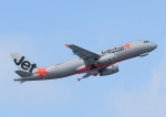 じーく。さんが、那覇空港で撮影したジェットスター・ジャパン A320-232の航空フォト(飛行機 写真・画像)