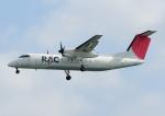 じーく。さんが、那覇空港で撮影した琉球エアーコミューター DHC-8-314 Dash 8の航空フォト(飛行機 写真・画像)