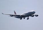 PGM200さんが、関西国際空港で撮影した中国国際航空 A340-313Xの航空フォト(飛行機 写真・画像)