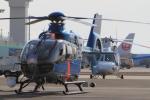 サボリーマンさんが、高知空港で撮影した高知県警察 EC135T2+の航空フォト(写真)