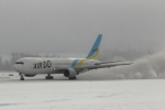 maruさんが、旭川空港で撮影したAIR DO 767-381の航空フォト(写真)