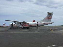 レフティーさんが、ファアア国際空港で撮影したエア・タヒチ ATR-72-500 (ATR-72-212A)の航空フォト(飛行機 写真・画像)