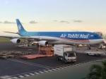 レフティーさんが、ファアア国際空港で撮影したエア・タヒチ・ヌイ A340-313Xの航空フォト(写真)