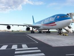 レフティーさんが、ファアア国際空港で撮影したエア・タヒチ・ヌイ A340-313Xの航空フォト(飛行機 写真・画像)