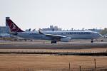 tsubasa0624さんが、成田国際空港で撮影したターキッシュ・エアラインズ A330-343Xの航空フォト(写真)