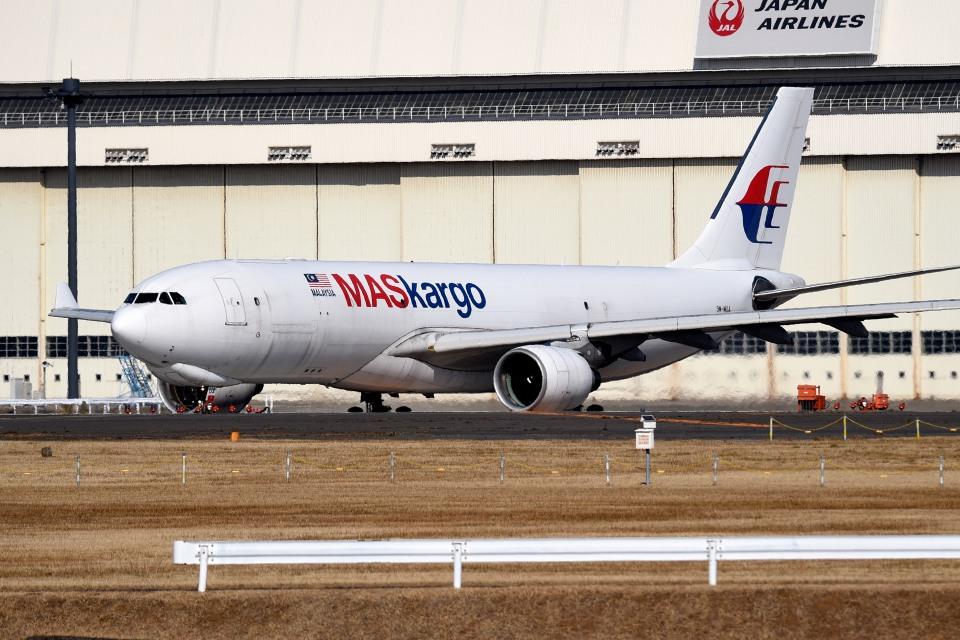tsubasa0624さんのマレーシア航空 Airbus A330-200 (9M-MUA) 航空フォト