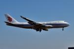 tsubasa0624さんが、成田国際空港で撮影した中国国際貨運航空 747-412F/SCDの航空フォト(飛行機 写真・画像)