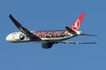 SKYLINEさんが、成田国際空港で撮影したターキッシュ・エアラインズ 777-3F2/ERの航空フォト(写真)