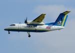 じーく。さんが、那覇空港で撮影した琉球エアーコミューター DHC-8-103 Dash 8の航空フォト(飛行機 写真・画像)