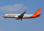 じーく。さんが、那覇空港で撮影したチェジュ航空 737-8GJの航空フォト(飛行機 写真・画像)