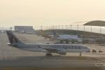ジャコビさんが、関西国際空港で撮影したカタール航空 A330-202の航空フォト(写真)