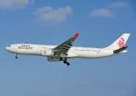 じーく。さんが、那覇空港で撮影した香港ドラゴン航空 A330-342の航空フォト(飛行機 写真・画像)
