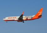 じーく。さんが、那覇空港で撮影したチェジュ航空 737-86Qの航空フォト(飛行機 写真・画像)