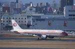 kumagorouさんが、福岡空港で撮影した中国東方航空 A320-214の航空フォト(飛行機 写真・画像)