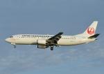 じーく。さんが、那覇空港で撮影した日本トランスオーシャン航空 737-446の航空フォト(飛行機 写真・画像)