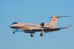 パンダさんが、成田国際空港で撮影した南山公務 G-IV-X Gulfstream G450の航空フォト(写真)
