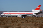 Ryan-airさんが、サザンカリフォルニアロジステクス空港で撮影したデタ・エア DC-10-40Fの航空フォト(写真)