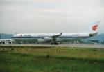 kumagorouさんが、仙台空港で撮影した中国国際航空 A340-313Xの航空フォト(飛行機 写真・画像)