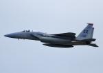 じーく。さんが、嘉手納飛行場で撮影したアメリカ空軍 F-15 A/B/C/D/E Eagleの航空フォト(飛行機 写真・画像)