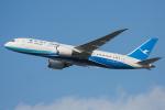 Tomo-Papaさんが、成田国際空港で撮影した厦門航空 787-8 Dreamlinerの航空フォト(写真)