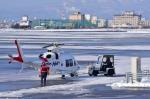 函館空港 - Hakodate Airport [HKD/RJCH]で撮影された鹿児島国際航空 - Kagoshima International Aviationの航空機写真