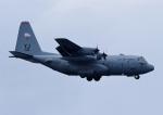 じーく。さんが、嘉手納飛行場で撮影したアメリカ空軍 C-130の航空フォト(写真)