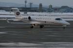 北の熊さんが、新千歳空港で撮影したスカイサービス・ビジネス・アビエーション 45の航空フォト(飛行機 写真・画像)