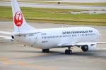 Kuuさんが、那覇空港で撮影した日本トランスオーシャン航空 737-446の航空フォト(飛行機 写真・画像)