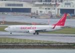 じーく。さんが、那覇空港で撮影したイースター航空 737-86Jの航空フォト(写真)