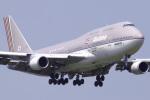senyoさんが、成田国際空港で撮影したアシアナ航空 747-48Eの航空フォト(写真)
