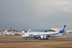 小鉢さんが、伊丹空港で撮影した全日空 787-8 Dreamlinerの航空フォト(飛行機 写真・画像)