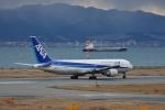 小鉢さんが、関西国際空港で撮影した全日空 767-381/ERの航空フォト(飛行機 写真・画像)