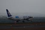 小鉢さんが、関西国際空港で撮影した全日空 767-381/ER(BCF)の航空フォト(飛行機 写真・画像)
