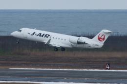 新潟空港 - Niigata Airport [KIJ/RJSN]で撮影されたジェイ・エア - J-AIR [JLJ]の航空機写真