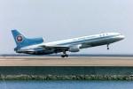 電車の運転士さんが、羽田空港で撮影した全日空 L-1011-385-1 TriStar 1の航空フォト(写真)