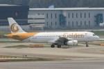 NH642さんが、シンガポール・チャンギ国際空港で撮影したゴールデン・ミャンマー・エアラインズ A320-232の航空フォト(写真)