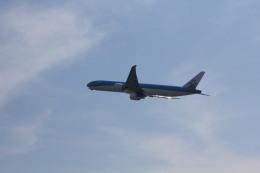 yosuke72さんが、関西国際空港で撮影したKLMオランダ航空 777-306/ERの航空フォト(飛行機 写真・画像)