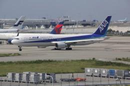 yosuke72さんが、関西国際空港で撮影した全日空 767-381/ERの航空フォト(飛行機 写真・画像)