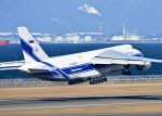 bluesky05さんが、中部国際空港で撮影したヴォルガ・ドニエプル航空 An-124-100 Ruslanの航空フォト(飛行機 写真・画像)