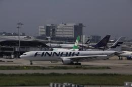 yosuke72さんが、関西国際空港で撮影したフィンエアー A330-302Xの航空フォト(飛行機 写真・画像)