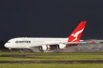 シドニー国際空港 - Sydney Airport [SYD/YSSY]で撮影されたカンタス航空 - Qantas Airways [QF/QFA]の航空機写真