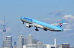 take_2014さんが、羽田空港で撮影した大韓航空 777-3B5の航空フォト(飛行機 写真・画像)