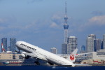 take_2014さんが、羽田空港で撮影した日本航空 777-346/ERの航空フォト(写真)
