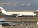 熊五郎~さんが、羽田空港で撮影したバーレーン王室航空 767-4FS/ERの航空フォト(写真)