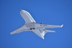 Dojalanaさんが、函館空港で撮影したAggregate Assets Ltd Challenger 600の航空フォト(写真)