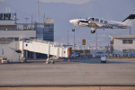 サボリーマンさんが、高松空港で撮影した本田航空 Baron G58の航空フォト(飛行機 写真・画像)