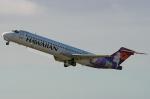 Double_Hさんが、ダニエル・K・イノウエ国際空港で撮影したハワイアン航空 717-26Rの航空フォト(写真)