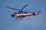 チャッピー・シミズさんが、岐阜県防災航空センターで撮影した岐阜県防災航空隊 412EPの航空フォト(写真)