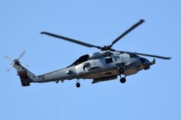 tsubasa0624さんが、厚木飛行場で撮影したアメリカ海軍 MH-60A (S-70A)の航空フォト(飛行機 写真・画像)